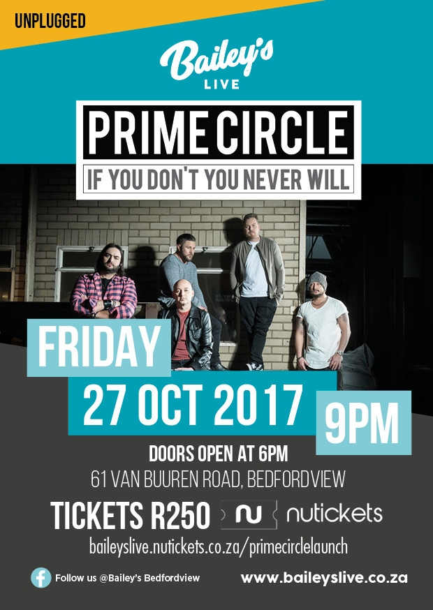 prime circle if you don t you never will tour